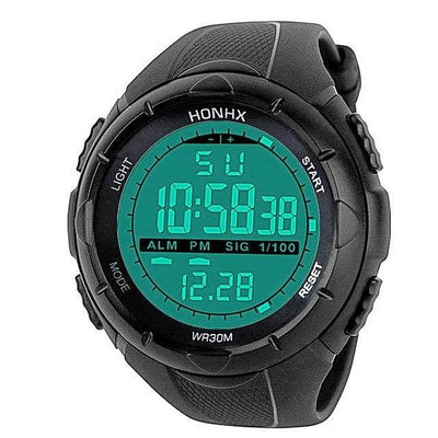 Men Watch Digital Sport LED - jewelryshopmamoo