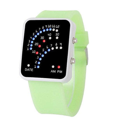 Watch Women Mens LED Sport - jewelryshopmamoo