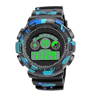 Mens Digital LED Analog - jewelryshopmamoo
