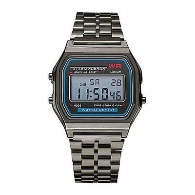 Women Men Wristwatch LED Digital - jewelryshopmamoo