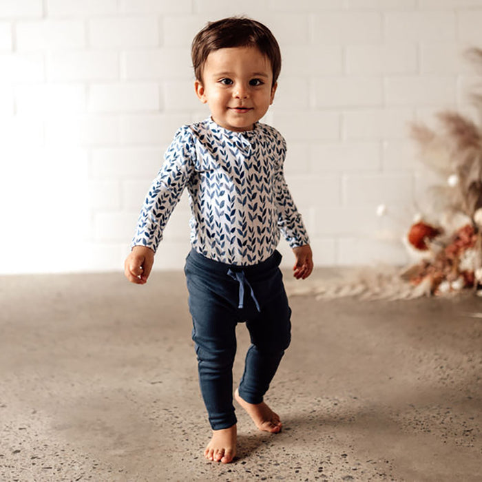 Snuggle Hunny Kids Pants - Navy
