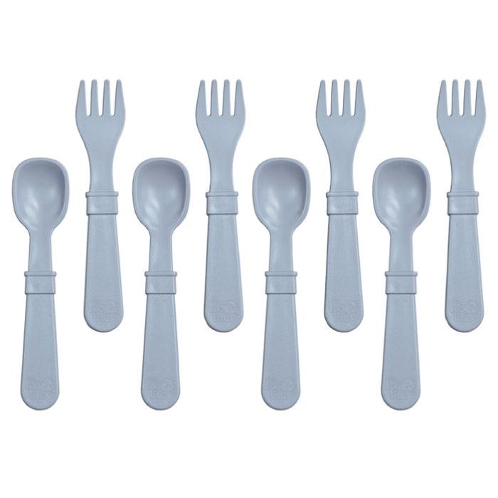 Replay Forks and Spoons - 4 Sets Per Pack (Various Colours Available)