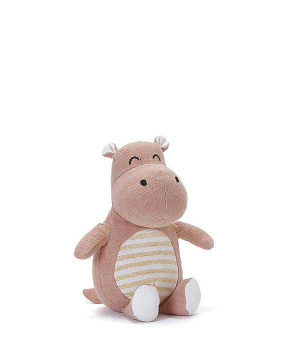 Nana Huchy Hannah The Hippo Baby Rattle