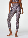 High Rise Pocket Legging Leopard