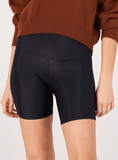 Rib Bike Short - Black