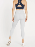 All Day High Rise Tight - Glacier Grey
