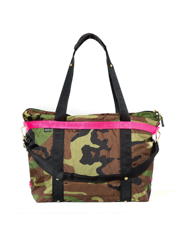 The Andi - Camo Pop Pink