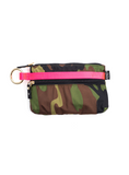 Andi Urban Clutch Camo Pop Pink