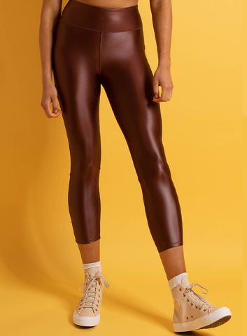 Home Base Legging - Carob