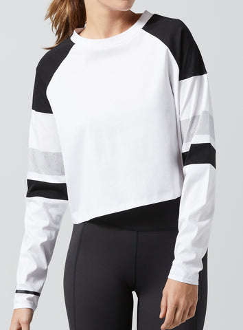 Lissara Long Sleeve Tee