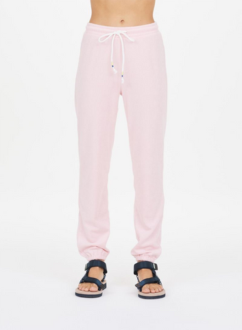 Florencia Track Pants Dusty Rose