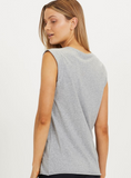 Muscle Tank Grey Marle