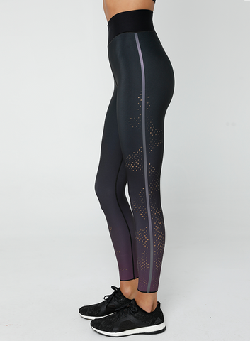 Ondular Pix Ultra High Legging Gradient Purple