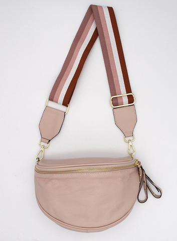 Obsessed Bumbag – Blush