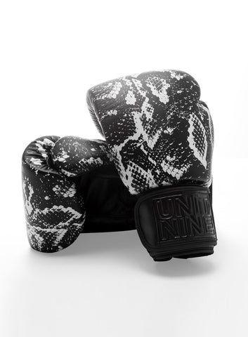 Boxing Gloves Black Python