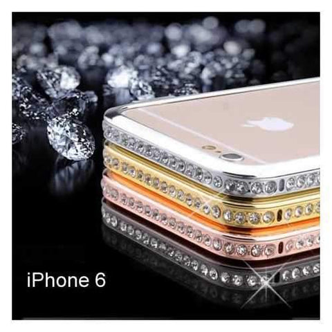 Crystal Bumper Classy Case for iPhone 6. What a beauty!
