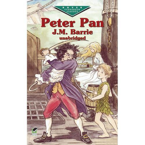 Peter Pan Story Book
