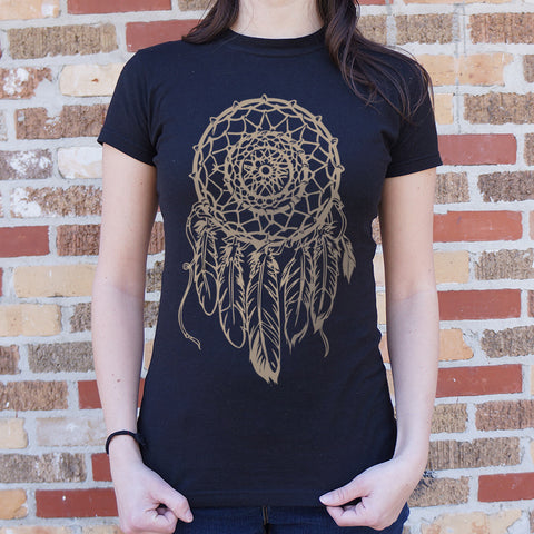 Ladies Dream Catcher T-Shirt