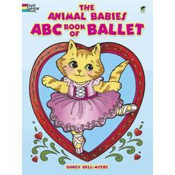 The Animal Babies ABC Book of Ballet