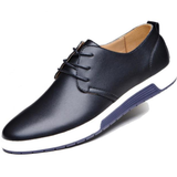 Mens Casual Everyday Wear Lace Up Shoes