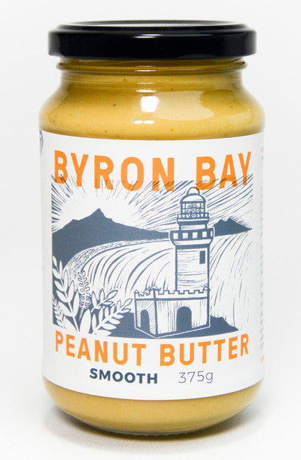 byron bay peanuy butter smooth