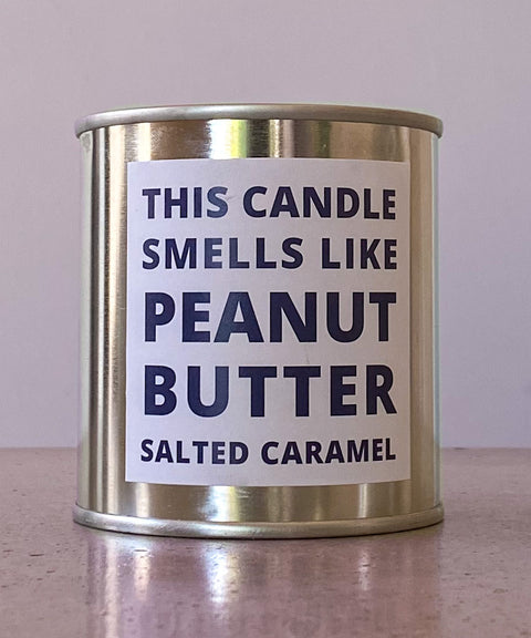 Peanut Butter scented candle