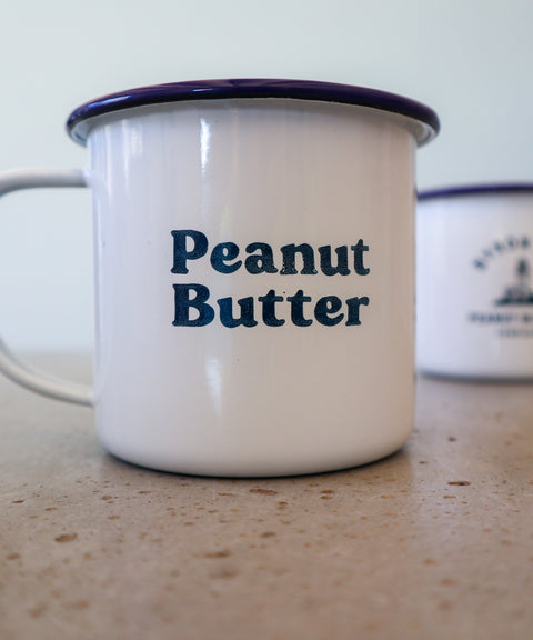 The Byron Bay Peanut Butter Mug