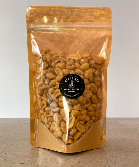 Byron Bay Peanut Butter Sweet Chilli Peanuts