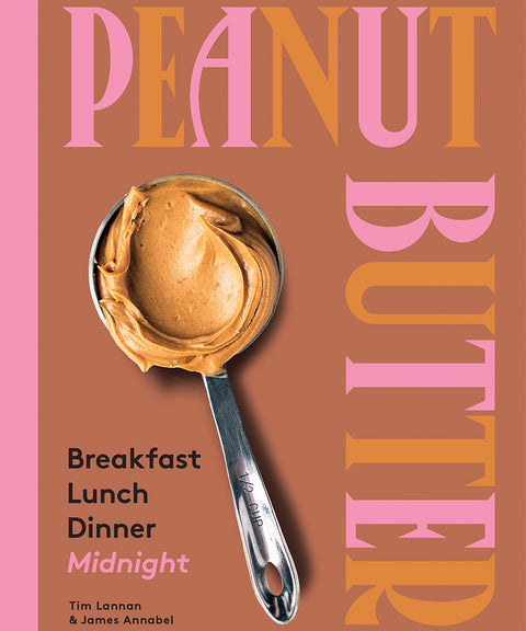 Byron Bay Peanut Butter Cookbook