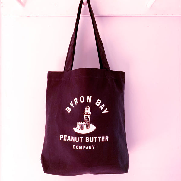 Byron Bay Peanut Butter Tote Bag
