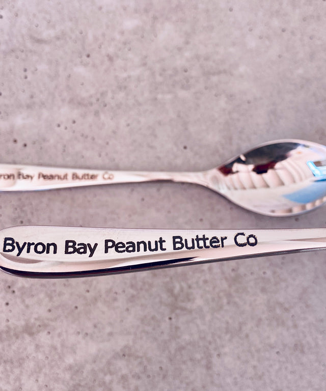 Byron Bay Peanut Butter Spoon