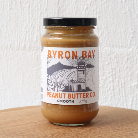 Byron Bay Peanut Butter - Smooth