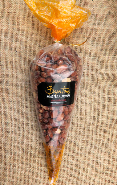 Smokehouse Almonds - One Pound bag