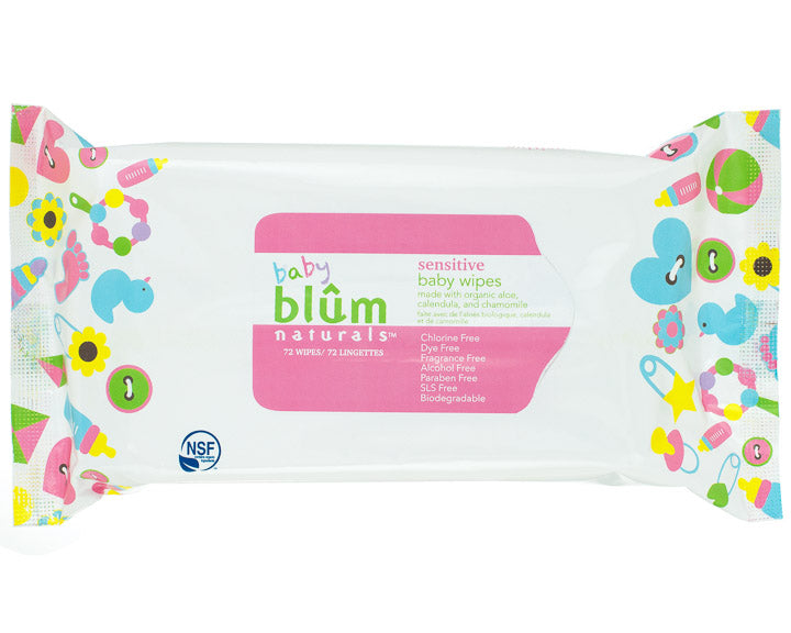 Blum Baby Sensitive Wipes
