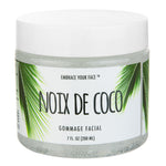 Coconut Facial Scrub