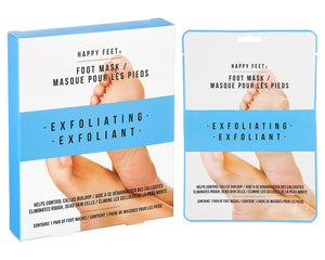 Happy Feet™ Exfoliating Foot Masks