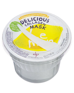Lemon Delicious Collagen Mask