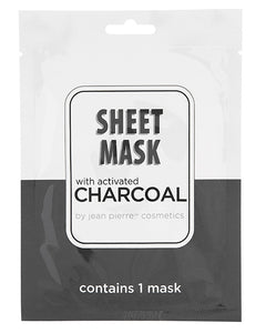 Activated Charcoal Sheet Masks