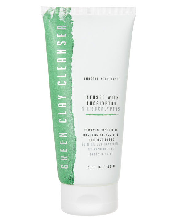 GREEN CLAY CLEANSER