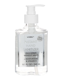Instant Hand Sanitizer Pump