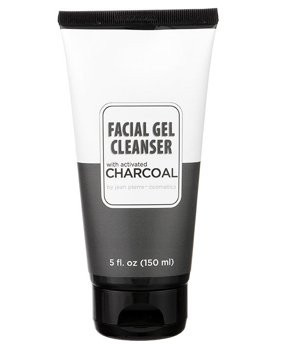 Facial Gel Cleanser with Activated Charcoal