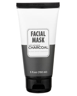 Facial Mask with Activated Charcoal