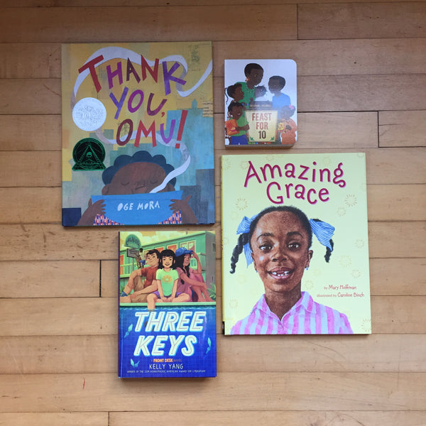 Dotters Daughters Picks: Books about Gratitude & Family