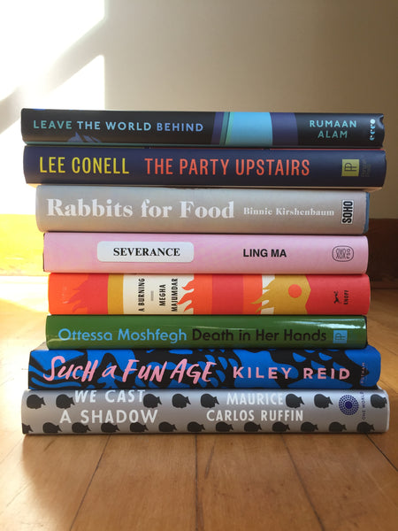 Gift Guide 2020: Literary Page Turners
