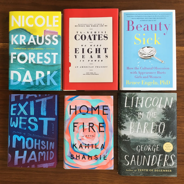 Elizabeth's Favorite Reads of 2017