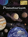Planetarium: Welcome to the Museum by Raman Prinja