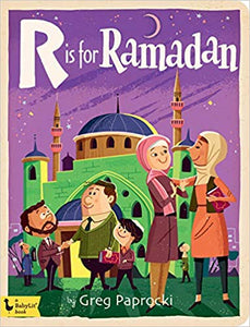 R is for Ramadan by Greg Paprocki