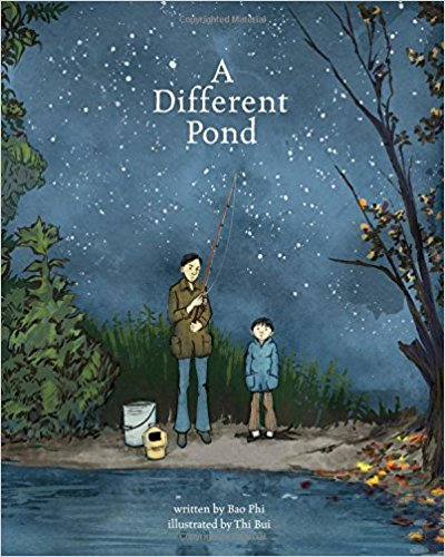 A Different Pond by Bao Phi (Hardcover)