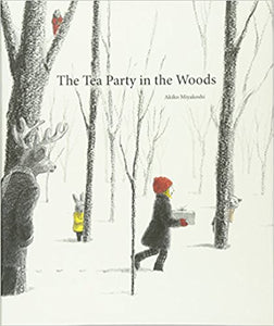 The Tea Party in the Woods by Akiko Miyakoshi