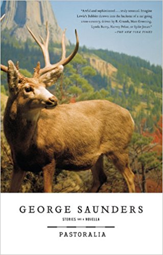 Pastoralia: Stories by George Saunders